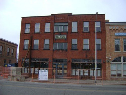 General Contractor Retro Suites Hotel Chatham (before)